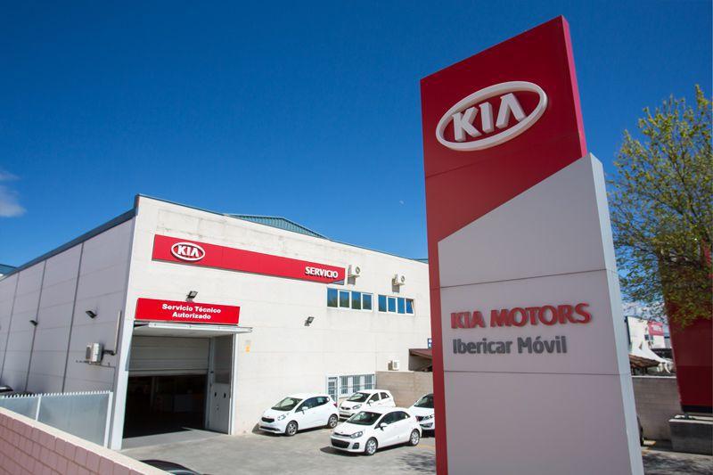 Descubre todas las instalaciones KIA